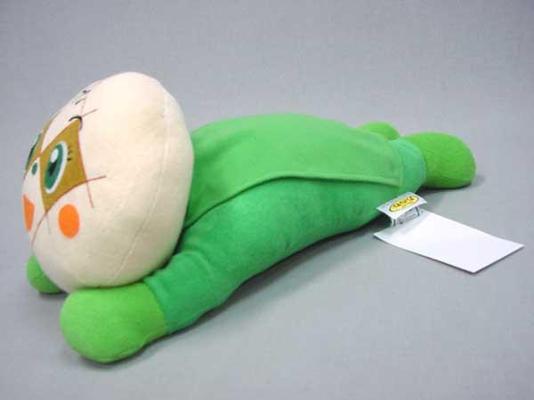 メロンパンナちゃんの抱き枕横向き