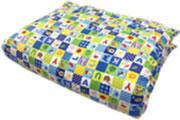 アルファベット/ブルー