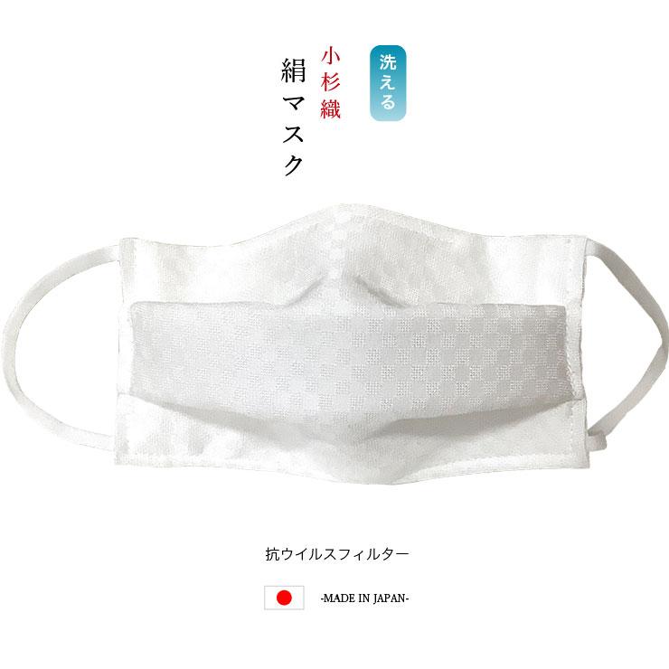 小杉織絹マスク