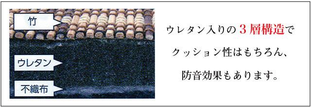竹パフラグ3層構造