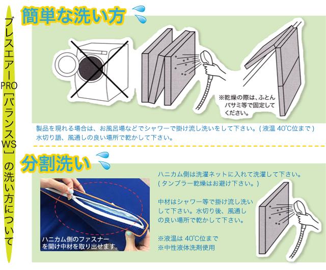 簡単な洗い方