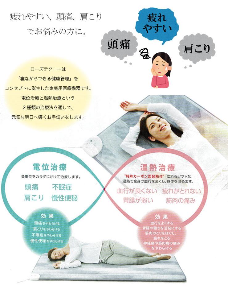電位治療・温熱治療