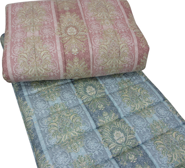 羊毛敷布団