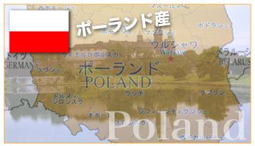 ポーランド産